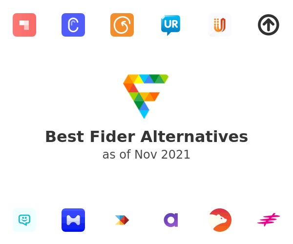Best Fider Alternatives