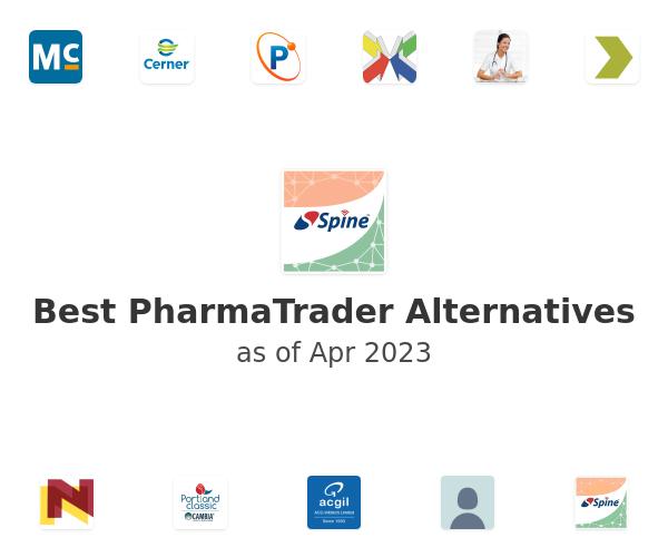 Best PharmaTrader Alternatives