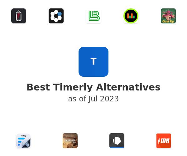Best Timerly Alternatives