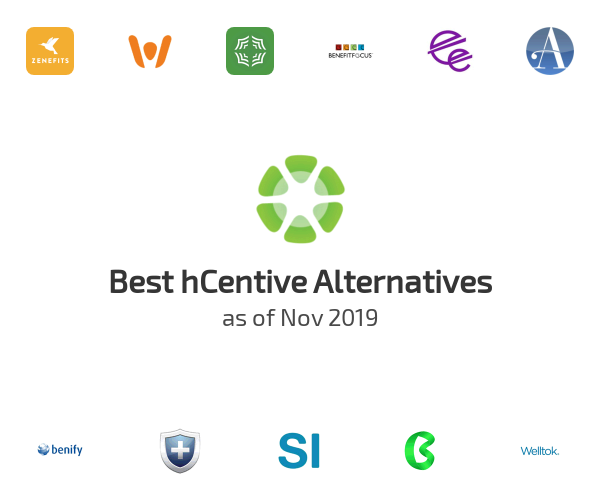 Best hCentive Alternatives
