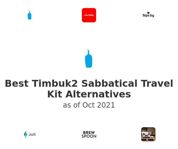 Best Timbuk2 Sabbatical Travel Kit Alternatives