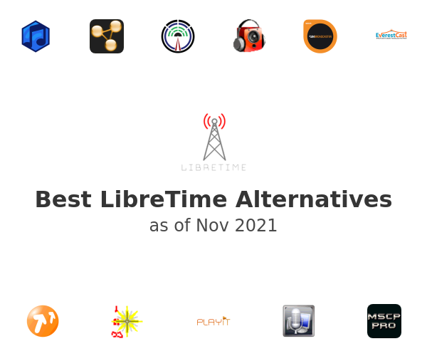 Best LibreTime Alternatives