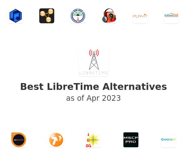Best LibreTime Alternatives