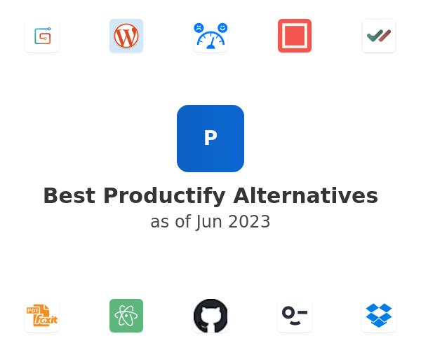 Best Productify Alternatives