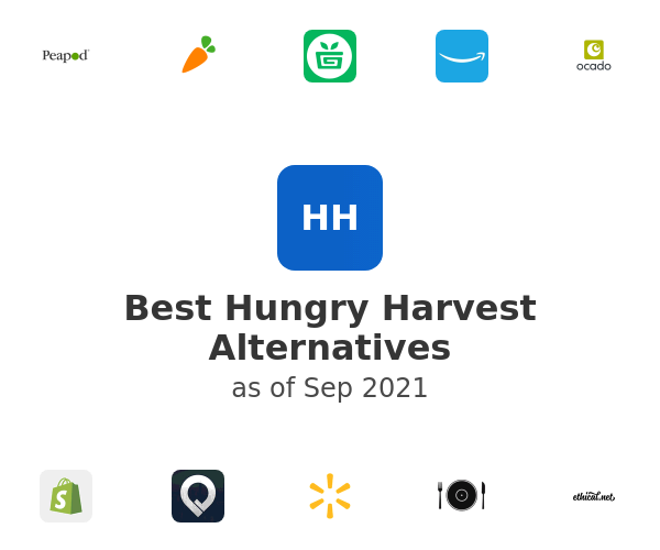 Best Hungry Harvest Alternatives