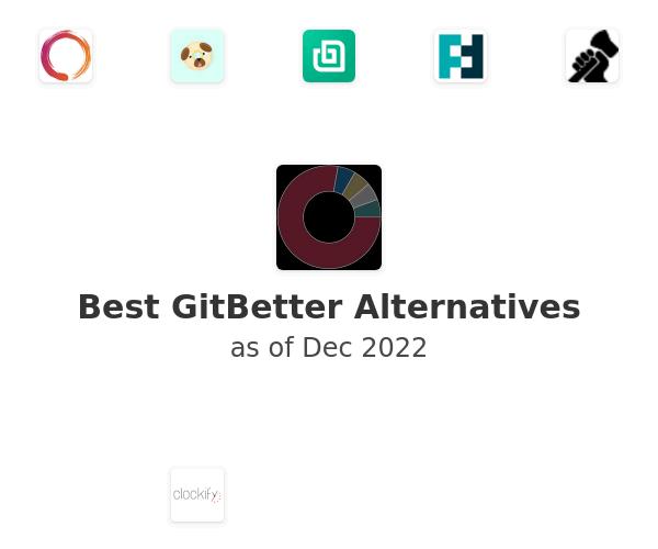 Best GitBetter Alternatives