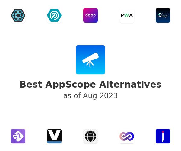 Best AppScope Alternatives