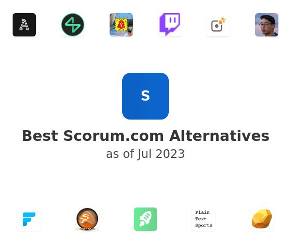 Best Scorum.com Alternatives