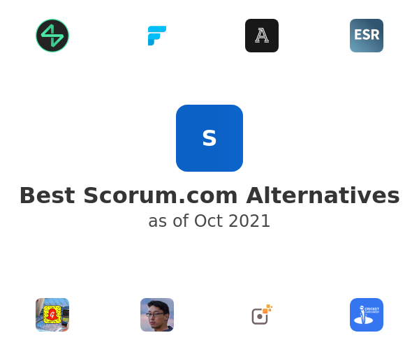 Best Scorum.com Alternatives