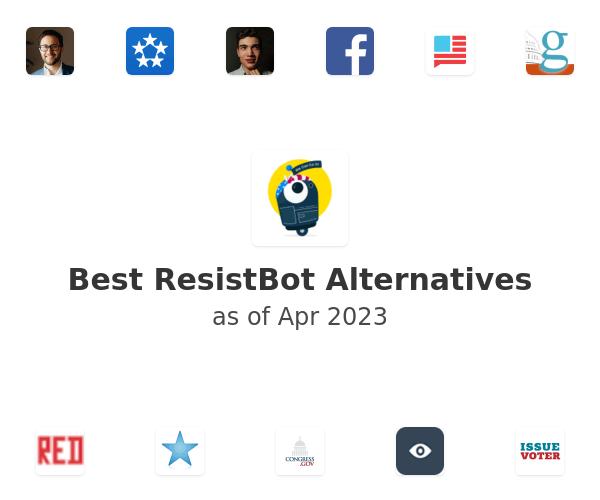 Best ResistBot Alternatives