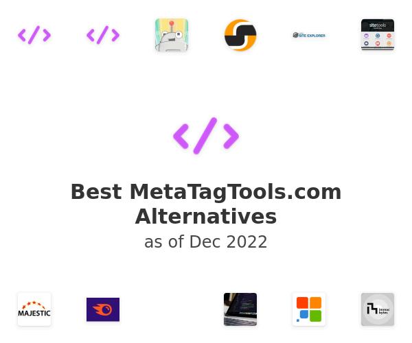 Best MetaTagTools.com Alternatives