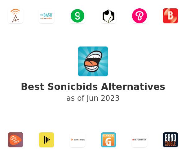 Best Sonicbids Alternatives