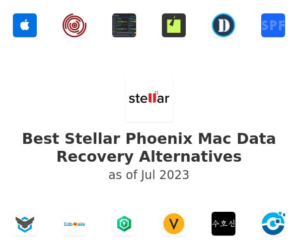 Best Stellar Phoenix Mac Data Recovery Alternatives
