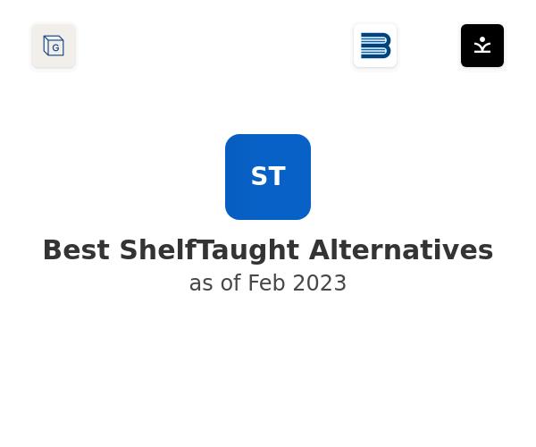 Best ShelfTaught Alternatives