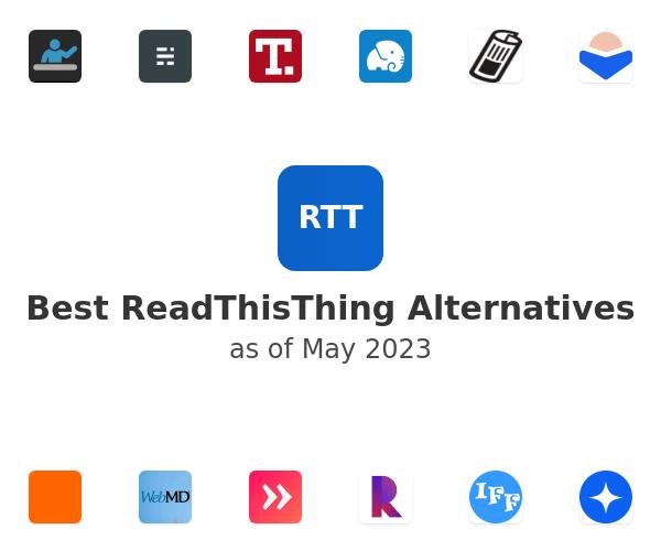 Best ReadThisThing Alternatives