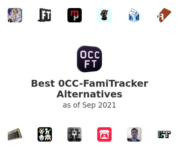 Best 0CC-FamiTracker Alternatives