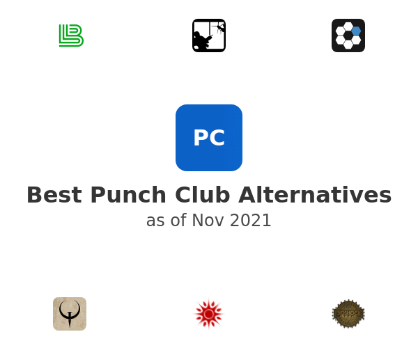 Best Punch Club Alternatives