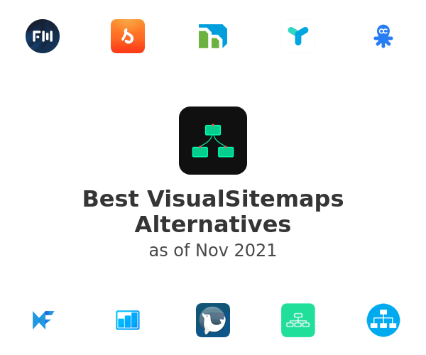 Best VisualSitemaps Alternatives