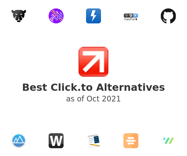 Best Click.to Alternatives