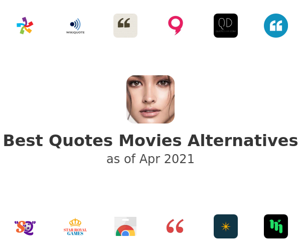 Best Quotes Movies Alternatives