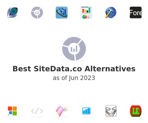 Best SiteData.co Alternatives
