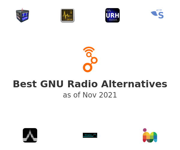 Best GNU Radio Alternatives