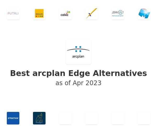 Best arcplan Edge Alternatives
