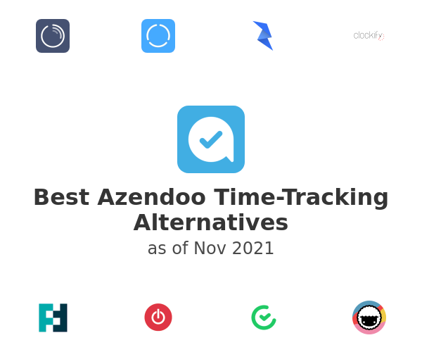 Best Azendoo Time-Tracking Alternatives