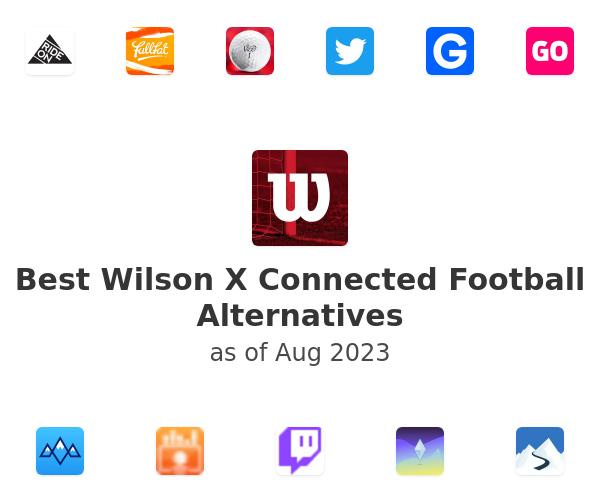 Best Wilson X Connected Football Alternatives