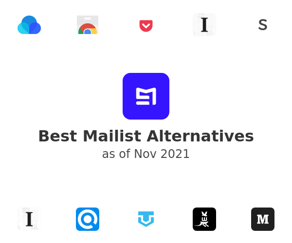 Best Mailist Alternatives