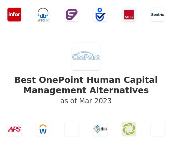 Best OnePoint Human Capital Management Alternatives