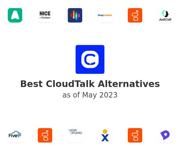 Best CloudTalk Alternatives