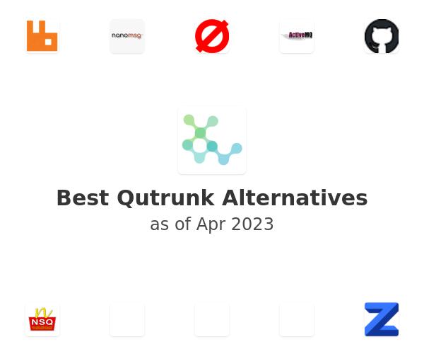 Best Qutrunk Alternatives