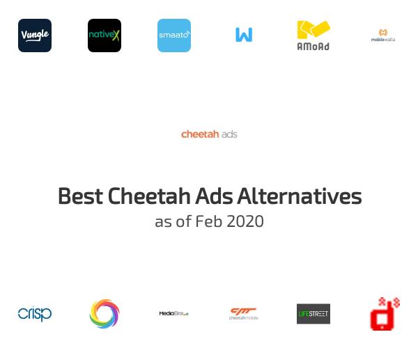 Best Cheetah Ads Alternatives