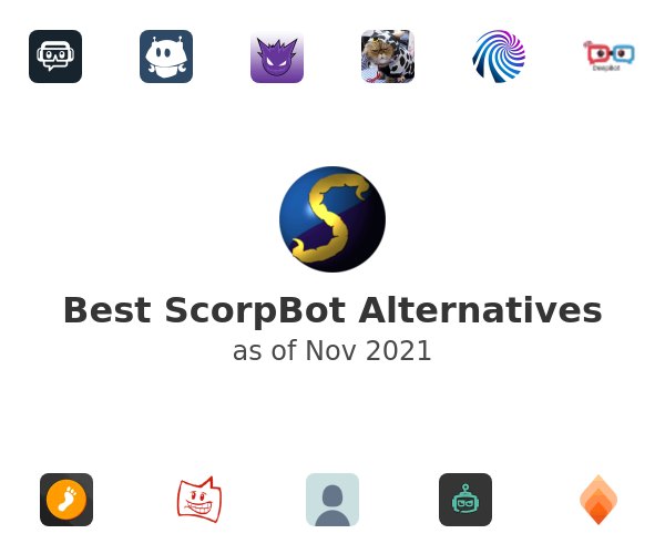 Best ScorpBot Alternatives