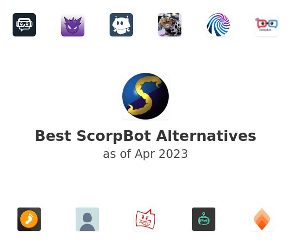 Best ScorpBot Alternatives