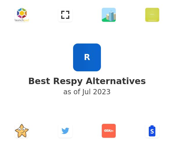 Best Respy Alternatives