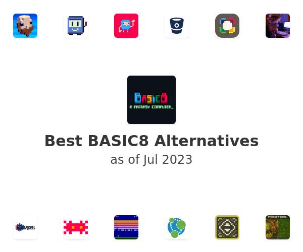 Best BASIC8 Alternatives