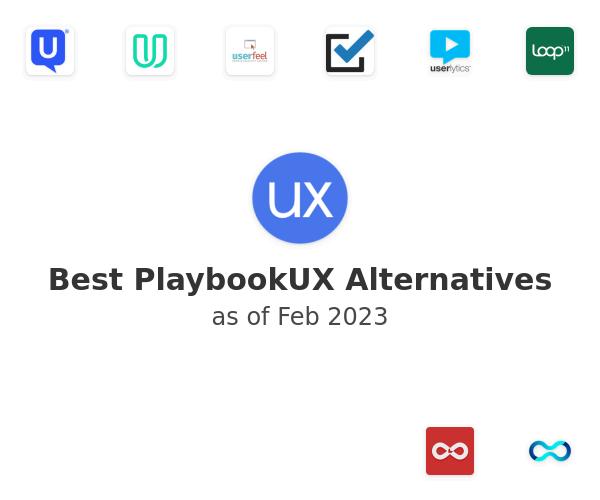 Best PlaybookUX Alternatives