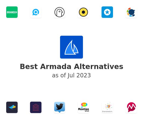 Best Armada Alternatives