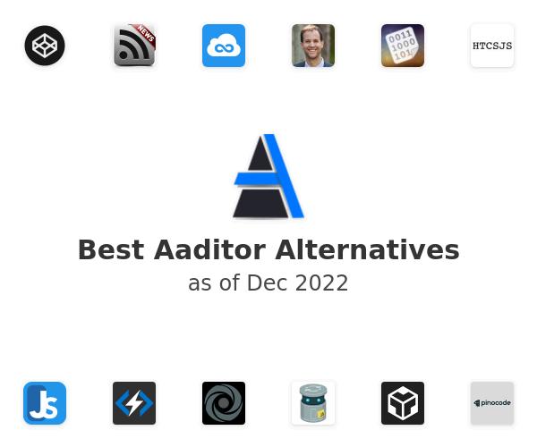 Best Aaditor Alternatives