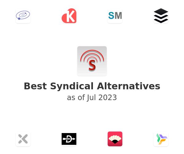 Best Syndical Alternatives
