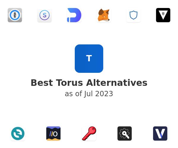 Best Torus Alternatives