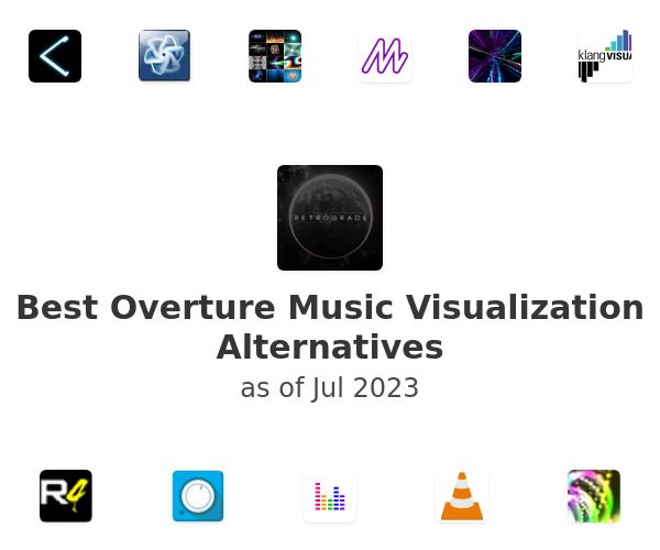 Best Overture Music Visualization Alternatives