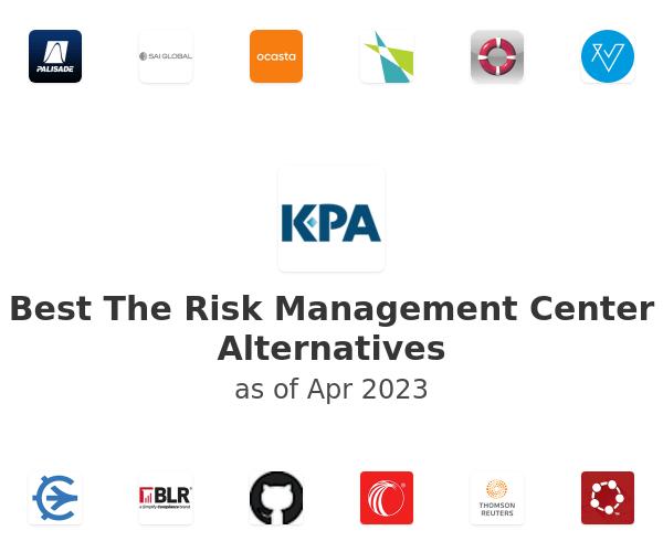 Best The Risk Management Center Alternatives
