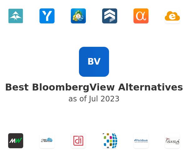 Best BloombergView Alternatives