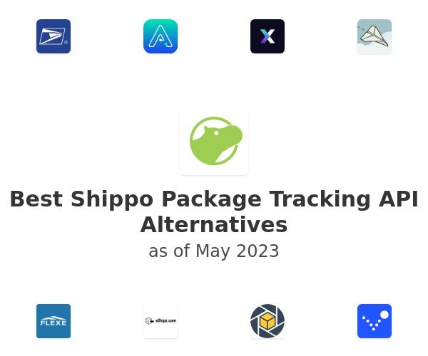 Best Shippo Package Tracking API Alternatives