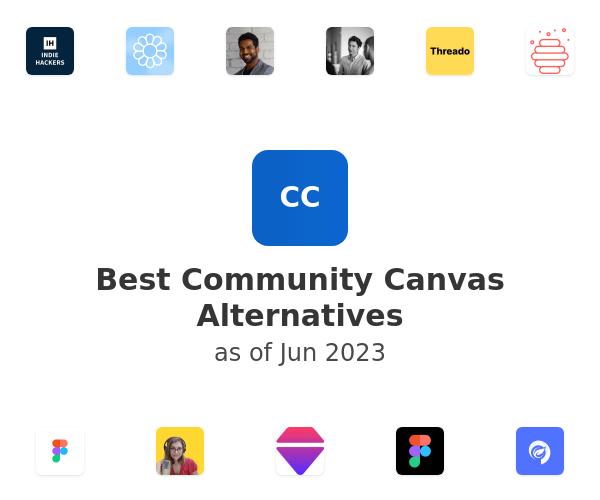 Best Community Canvas Alternatives