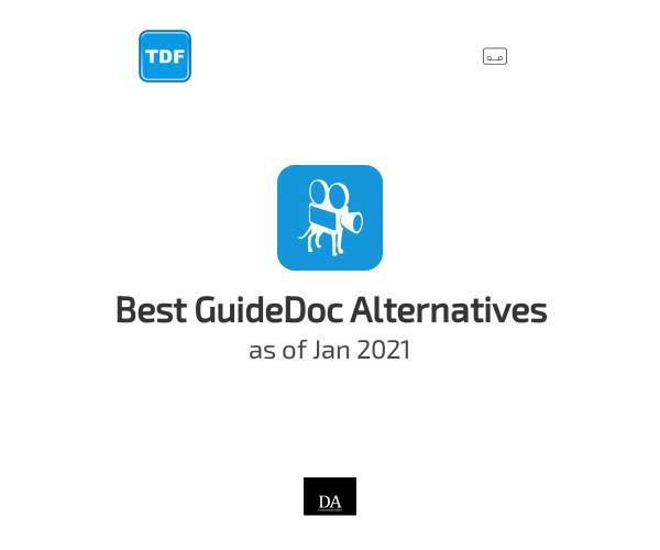 Best GuideDoc Alternatives