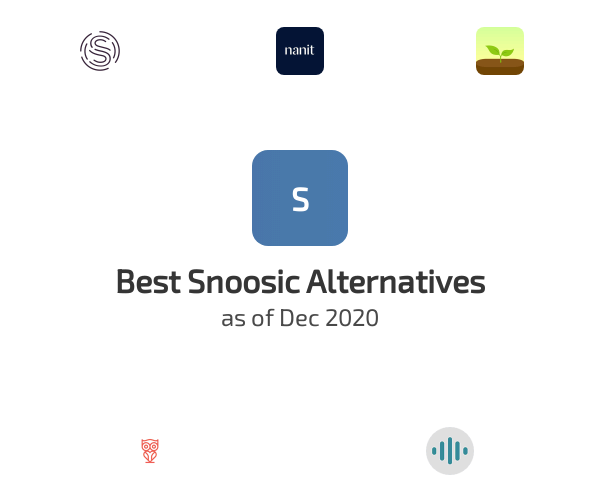 Best Snoosic Alternatives